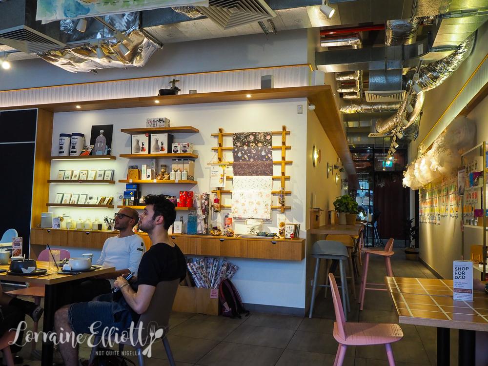 Cafe 0.6, Alexandria
