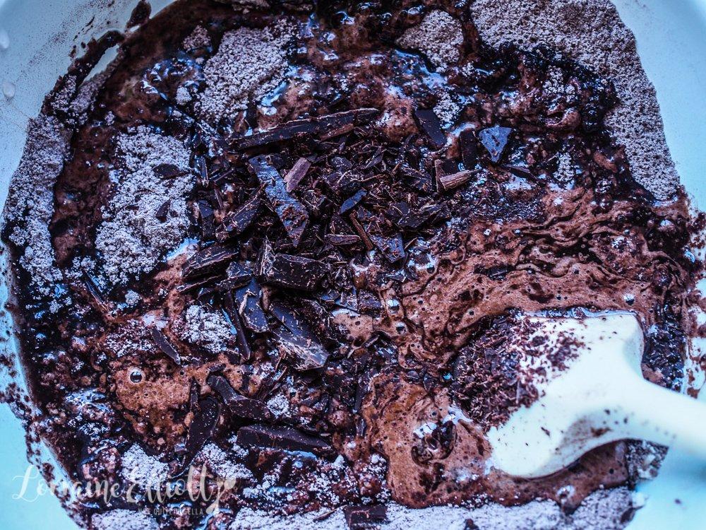 12 layer ultimate chocolate cake