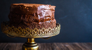 """The """"You're Going Straight To Chocolate Hell"""" 12 Layer Chocolate Cake!"""