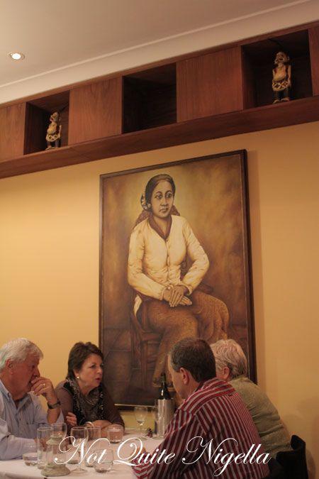 1945 Dutch East Indies Restaurant, Pyrmont