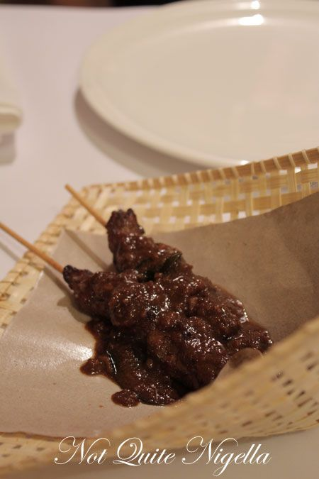 1945 restaurant, pyrmont, review, sate babi