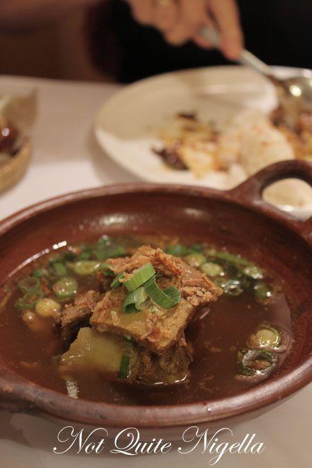 1945 restaurant, pyrmont, review, soup