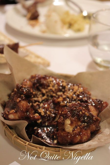 1945 restaurant, pyrmont, review, chicken wings