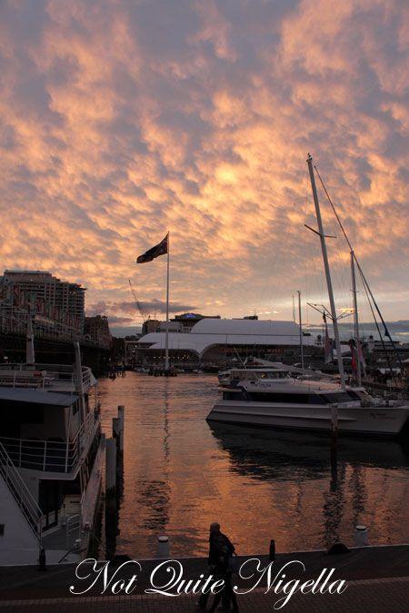 helm bar, darling harbour