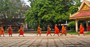 Bars in Siem Reap, Cambodia!
