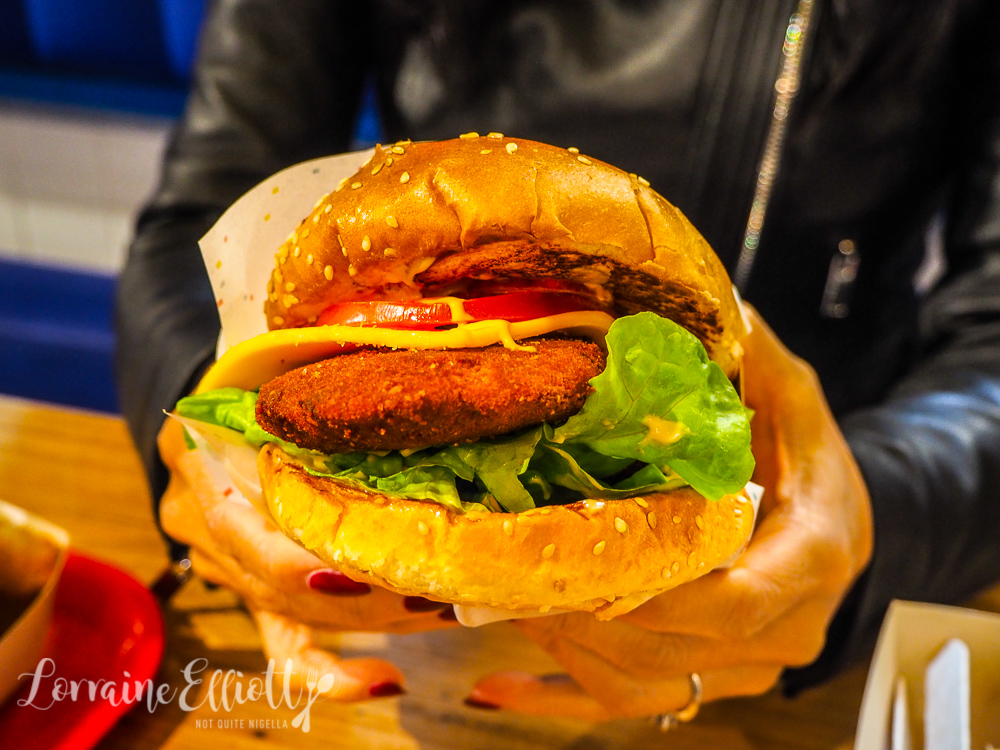 8bit Burgers & Matcha-Ya, Steam Mill Lane, Darling Square