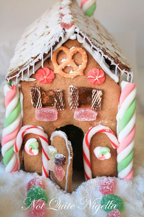 gingerbread house 6-1