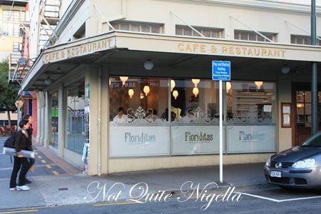 floriditas, wellington, review