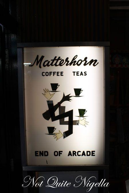 matterhorn, wellington, review