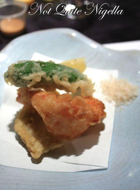 gourmet safari tempura