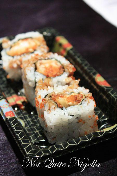 azuma gourmet safari sushi