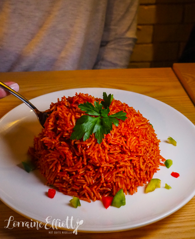 A Little Lagos, Enmore, Nigerian restaurant