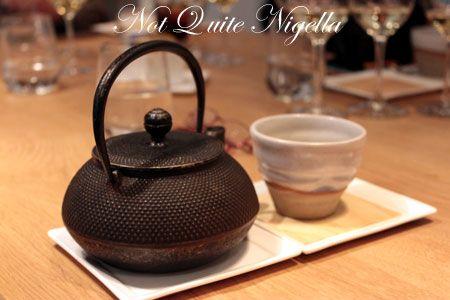 tetsuya masterclass tea
