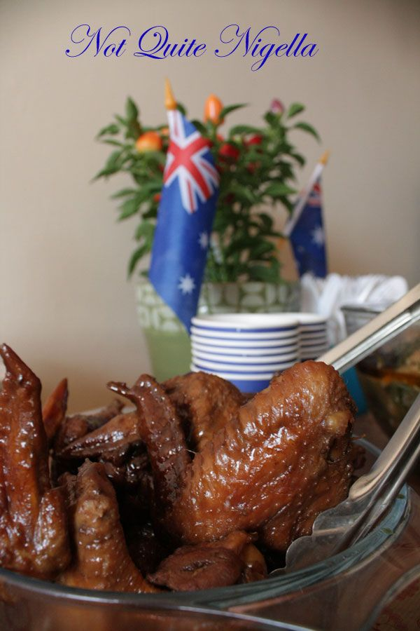A Multicultural Australia Day and NQN's Mum's Soya Sauce Chicken recipe