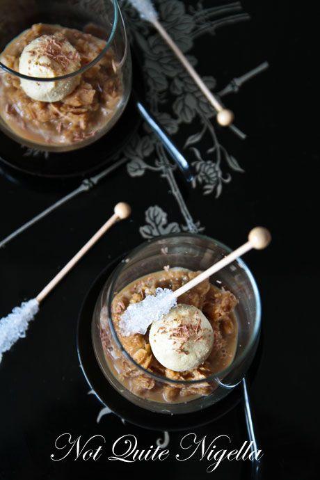 espresso kahlua granita