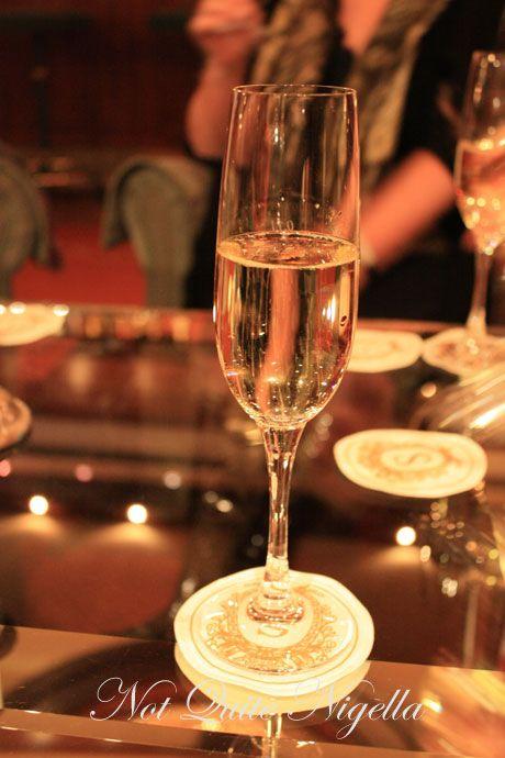 hotel sacher champagne