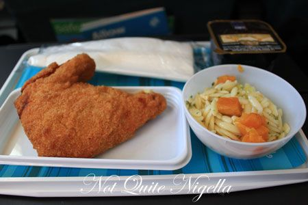 air new zealand meal