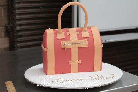 Planet Cake Complex Handbag Class