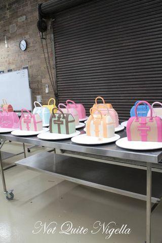 planet cake, complex handbag class