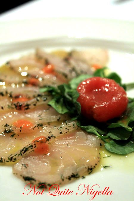 taste of peru kingfish