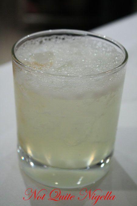 taste of peru pisco sour