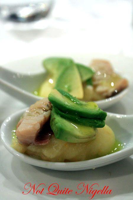 taste of peru trout