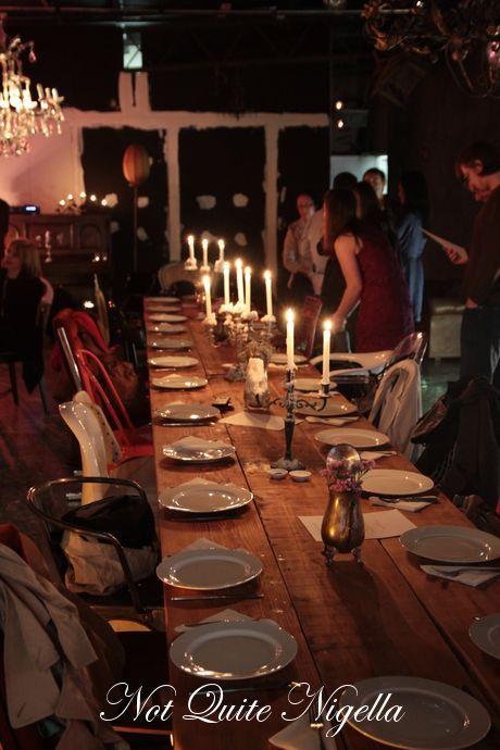 viking feast food