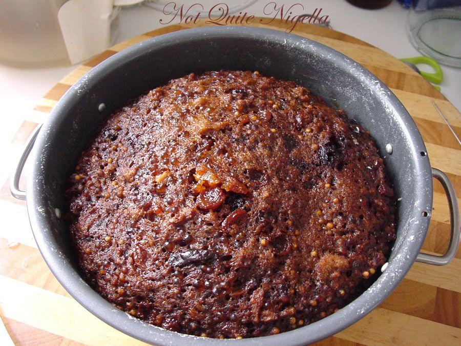 Magic pudding -sago plum pudding