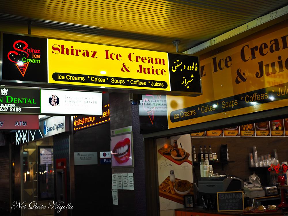 Aaboll Cafe Shiraz Cafe Merrylands