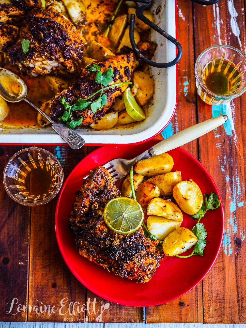 Achiote Chicken recipe
