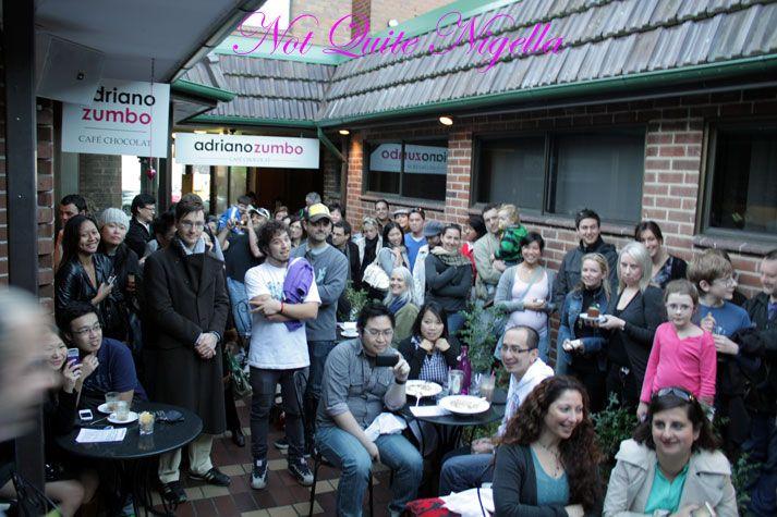 Adriano Zumbo Masterchef Charity Cake Auction, Balmain