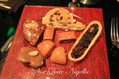burj al arab dubai cookies