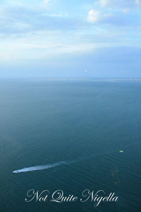 burj al arab dubai view ocean