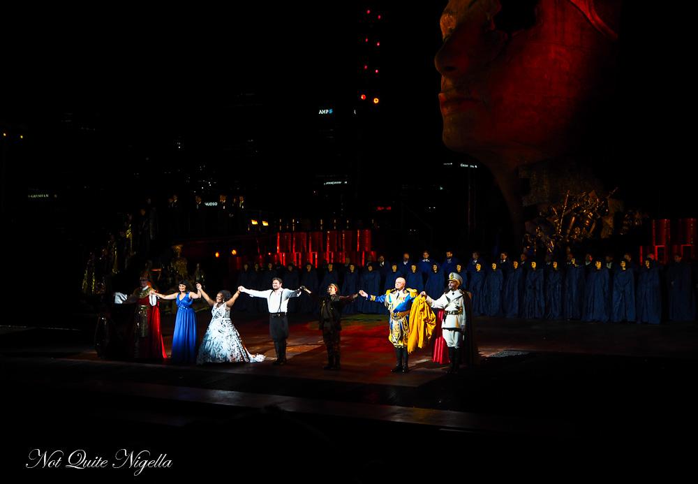 Aida Handa Opera Sydney