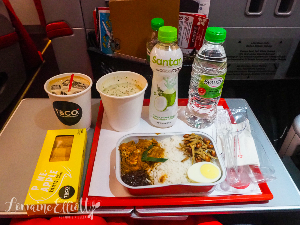 Air Asia Premium Class Flight Review