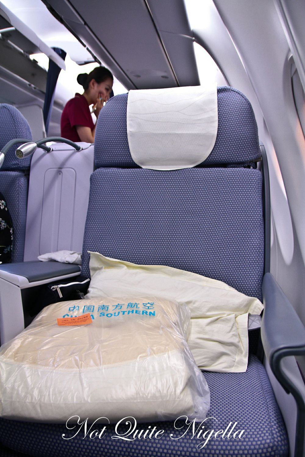 china southern airline review