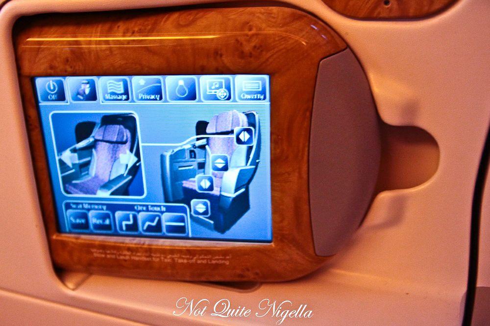 emirates sydney to dubai review
