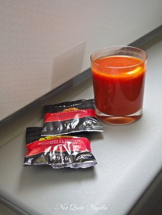 qantas business class review