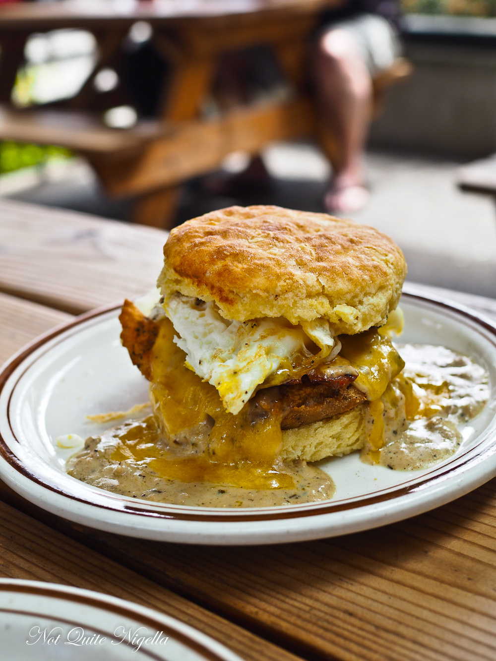Alberta NE Portland Food Dame Pine State Biscuits Salt and Straw