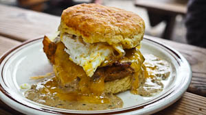 Biscuits, Fried Chicken and Ice Cream: Exploring Portland's Alberta
