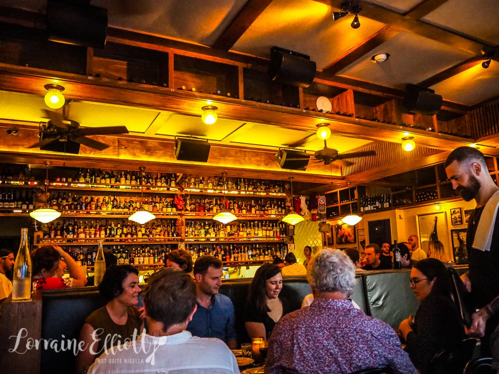 Alberto Lounge, Sydney