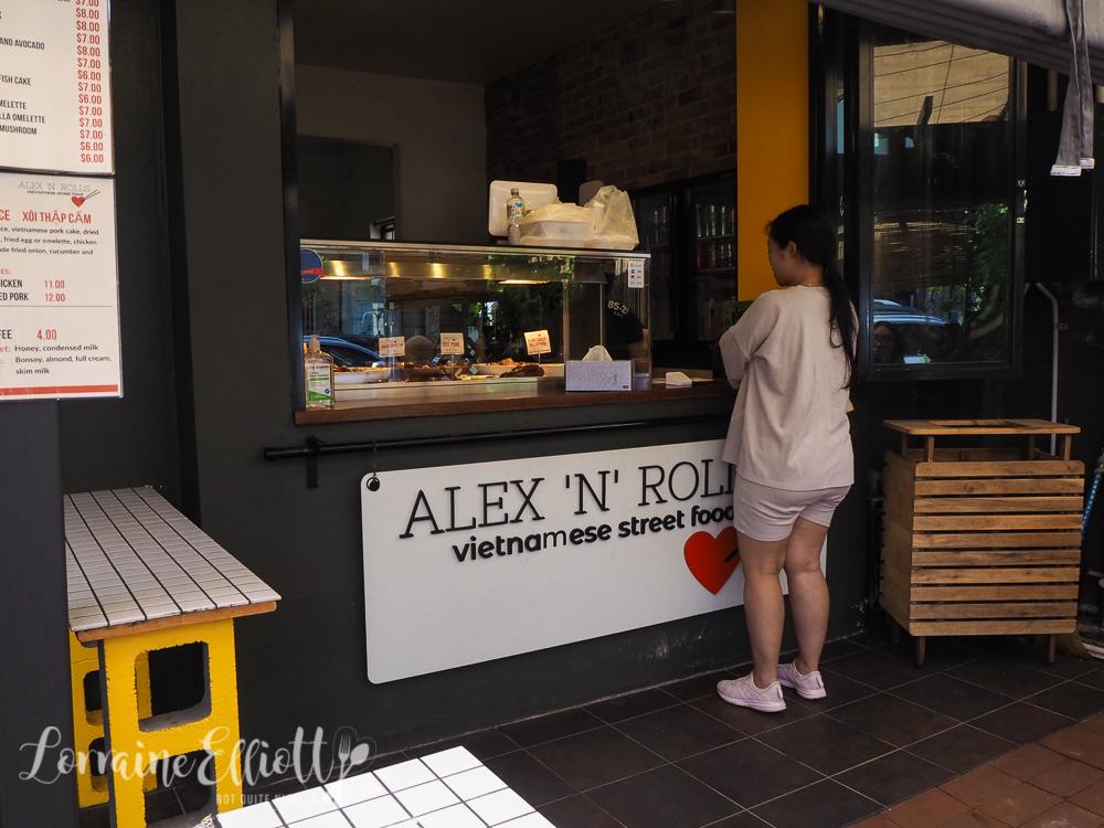 Alex 'N Rolls, Marrickville