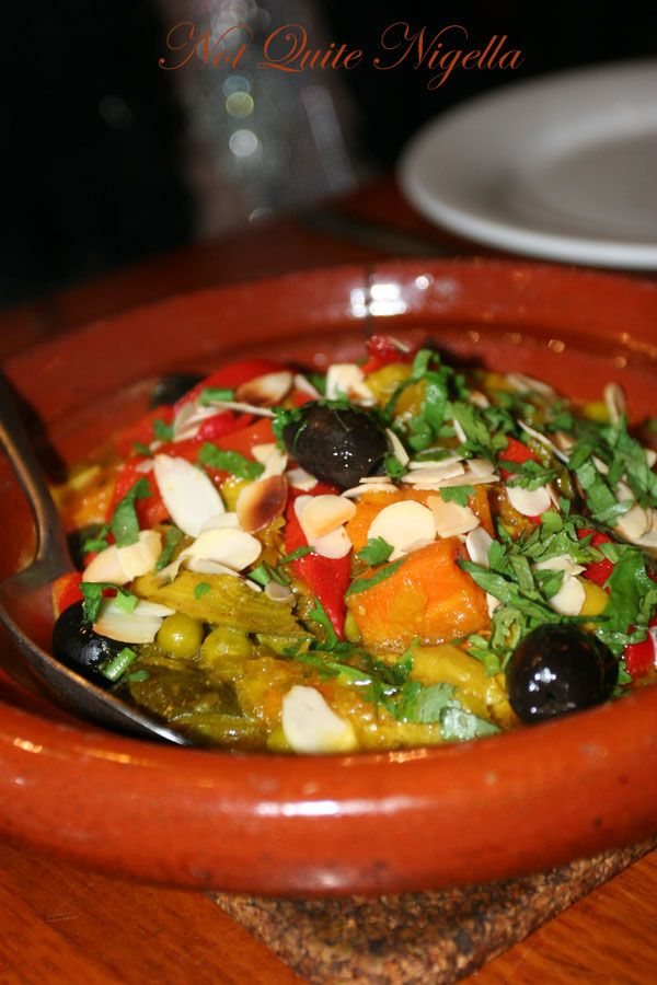 Alhambra Tapas bar & Moorish Cuisine at Manly Vegetarian Tagine