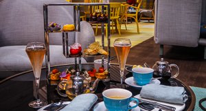 A Plant Based Vegan High Tea At Alibi, Woolloomooloo