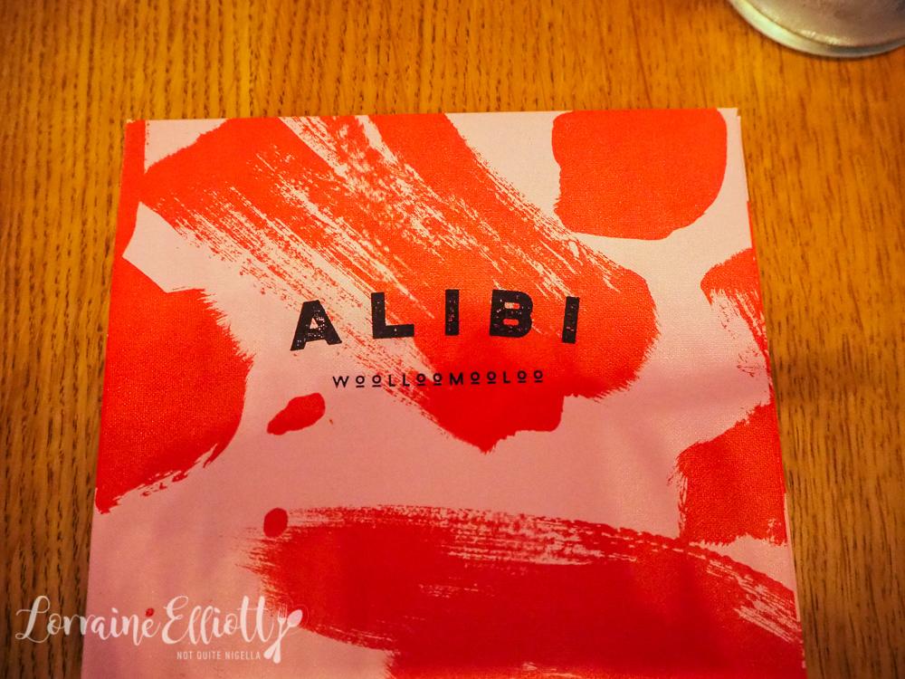 Alibi, Woolloomooloo