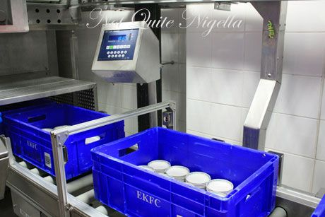 emirates catering weighing
