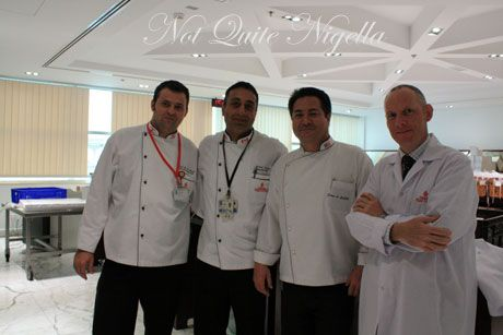 emirates airline food ekfc1 chefs