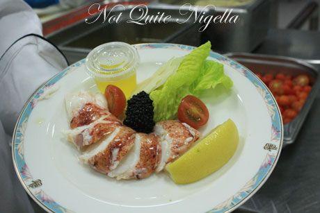 emirates airline food ekfc1 lobster
