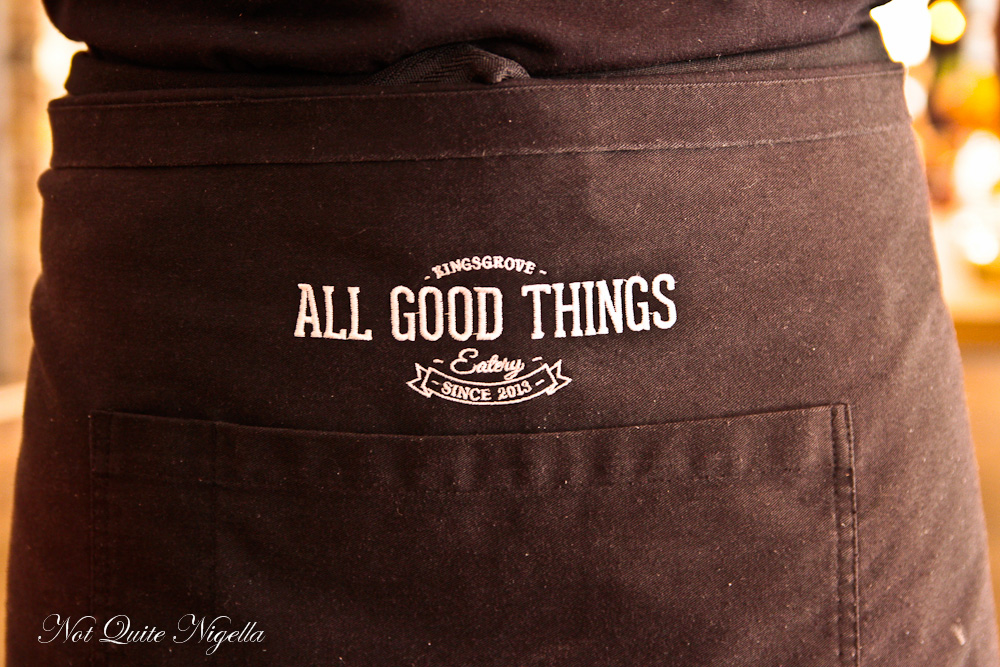 All Good Things Eatery