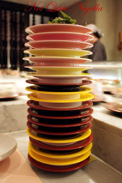 All You Can Eat Sushi for $20, Sushi Choo, Sydney CBD